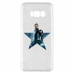 Чохол для Samsung S8 Winter Soldier Star