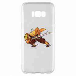 Чохол для Samsung S8+ Zenitsu Demon Slayer