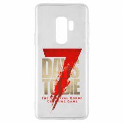 Чохол для Samsung S9+ 7 Days To Die