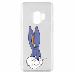 Чохол для Samsung S9 Bugs Bunny Meme Face