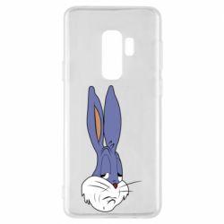 Чохол для Samsung S9+ Bugs Bunny Meme Face