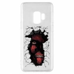 Чохол для Samsung S9 Colossal titan
