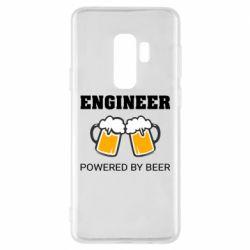 Чохол для Samsung S9+ Engineer Powered By Beer