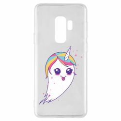 Чохол для Samsung S9+ Ghost Unicorn