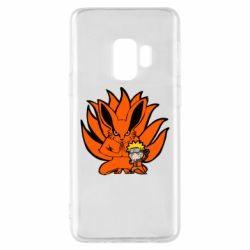 Чохол для Samsung S9 Kurama And Naruto