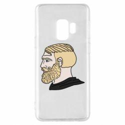 Чохол для Samsung S9 Meme Man Nordic Gamer