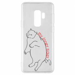 Чохол для Samsung S9+ My inner tiger