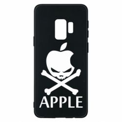 Чехол для Samsung S9 Pirate Apple