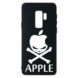 Чехол для Samsung S9+ Pirate Apple