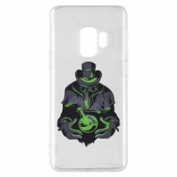 Чехол для Samsung S9 Plague Doctor