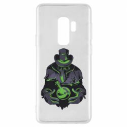Чехол для Samsung S9+ Plague Doctor