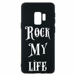 Чехол для Samsung S9 Rock my life