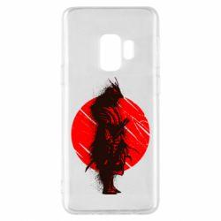 Чохол для Samsung S9 Samurai spray