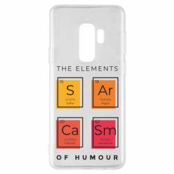 Чохол для Samsung S9+ Sarcasm