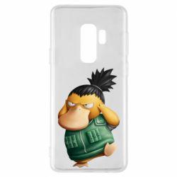 Чохол для Samsung S9+ Shikamaru Psyduck