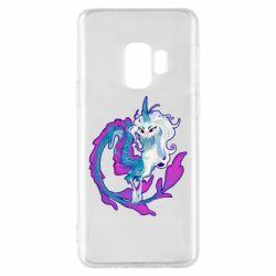 Чохол для Samsung S9 Sisu Dragon Art