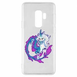 Чохол для Samsung S9+ Sisu Dragon Art