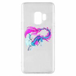 Чохол для Samsung S9 Sisu Water Dragon
