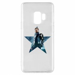 Чохол для Samsung S9 Winter Soldier Star