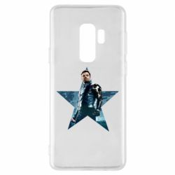 Чохол для Samsung S9+ Winter Soldier Star