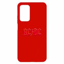 Чехол для Xiaomi Mi 10T/10T Pro AC/DC Red Logo