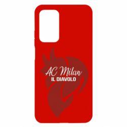 Чохол для Xiaomi Mi 10T/10T Pro AC Milan il diavolo