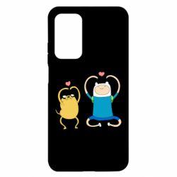 Чехол для Xiaomi Mi 10T/10T Pro Adventure time