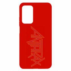Чехол для Xiaomi Mi 10T/10T Pro Anthrax red logo