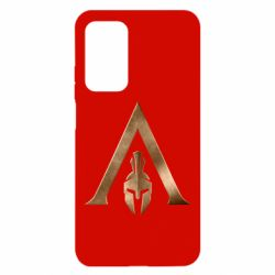 Чохол для Xiaomi Mi 10T/10T Pro Assassin's Creed: Odyssey logo