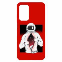Чехол для Xiaomi Mi 10T/10T Pro Astronaut with spaces inside