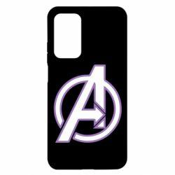 Чехол для Xiaomi Mi 10T/10T Pro Avengers and simple logo