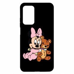Чехол для Xiaomi Mi 10T/10T Pro Baby minnie and bear