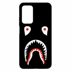 Чехол для Xiaomi Mi 10T/10T Pro Bape shark logo