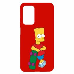 Чохол для Xiaomi Mi 10T/10T Pro Bart Simpson
