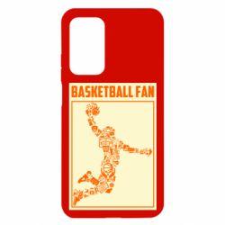 Чохол для Xiaomi Mi 10T/10T Pro Basketball fan