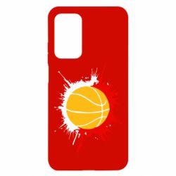 Чехол для Xiaomi Mi 10T/10T Pro Баскетбольный мяч