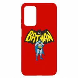 Чехол для Xiaomi Mi 10T/10T Pro Batman Hero