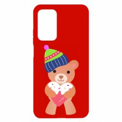 Чехол для Xiaomi Mi 10T/10T Pro Bear and gingerbread
