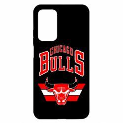 Чехол для Xiaomi Mi 10T/10T Pro Большой логотип Chicago Bulls