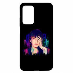 Чехол для Xiaomi Mi 10T/10T Pro Bts Jin