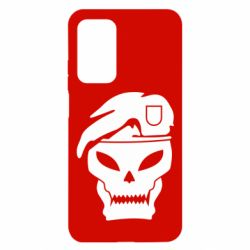 Чохол для Xiaomi Mi 10T/10T Pro Call of Duty Black Ops logo