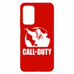 Чехол для Xiaomi Mi 10T/10T Pro Call of Duty Logo