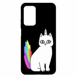 Чехол для Xiaomi Mi 10T/10T Pro Cat Unicorn