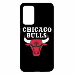 Чехол для Xiaomi Mi 10T/10T Pro Chicago Bulls Classic