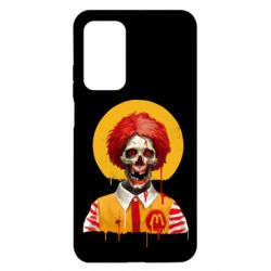 Чохол для Xiaomi Mi 10T/10T Pro Clown McDonald's skeleton
