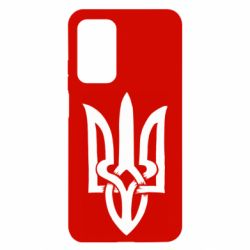 Чехол для Xiaomi Mi 10T/10T Pro Coat of arms of Ukraine torn inside