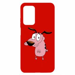 Чохол для Xiaomi Mi 10T/10T Pro Courage - a cowardly dog