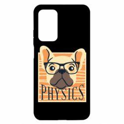 Чехол для Xiaomi Mi 10T/10T Pro Dog Physicist