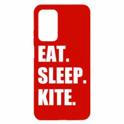 Чохол для Xiaomi Mi 10T/10T Pro Eat, sleep, kite