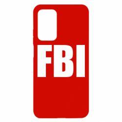 Чохол для Xiaomi Mi 10T/10T Pro FBI (ФБР)